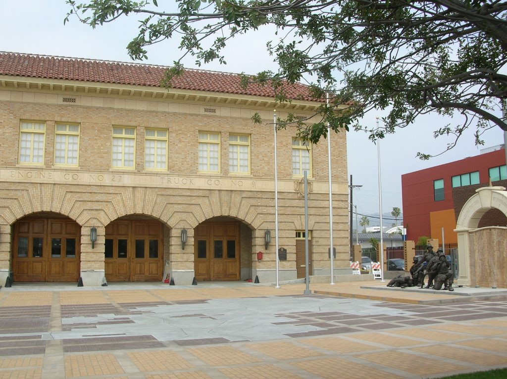 LAFD Museum-Hollywood